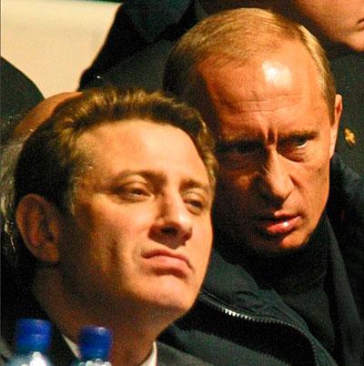 Крупнейший европейский банк отказался обслуживать счета российских олигархов Ротенбергов из-за санкций, - СМИ - Цензор.НЕТ 509
