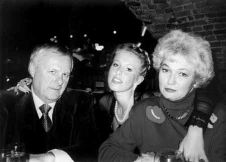 Людмила Нарусова биография личная жизнь семья муж дети фото