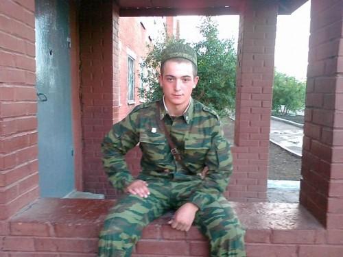 Секс с солдатом кавказцем
