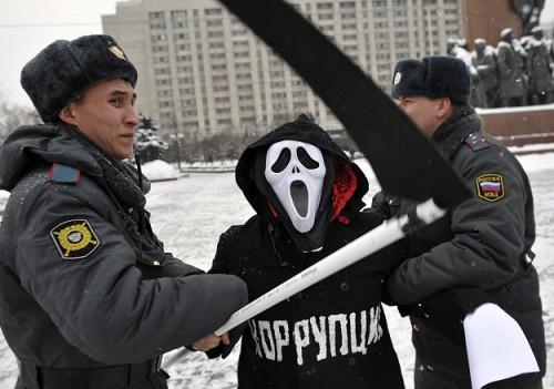 Борьба с коррупцией может стать кошмаром для честных чиновников Фото: Р. Ситдиков/РИА Новости