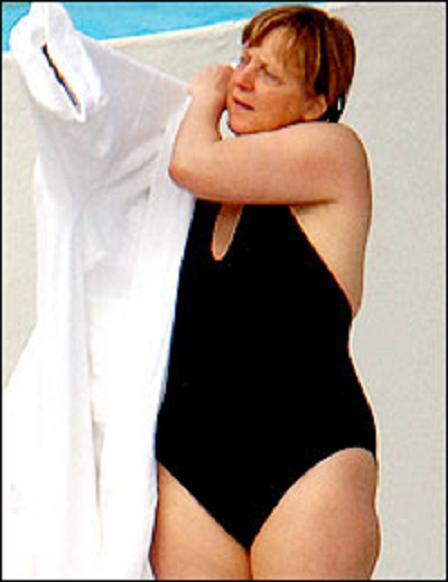 Фото 20 века Голая Ангела Меркель  Сообщество по