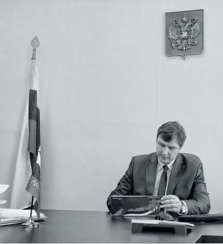 Судья Сергей Блинов столкнулся с политикой впервые в жизни