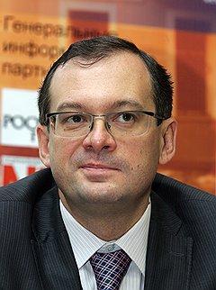 Михаил Сухов. Фото Коммерсант