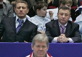 Борис и Аркадий Ротенберги Фото m.forbes.ru