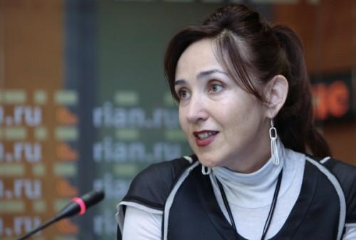 Александра Джонсон Фото РИА Новости