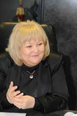 Фарзана Халилова. Фото с сайта ruscircus.ru
