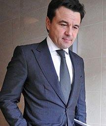 Андрей Воробьев. Фото с сайта infosel.ru