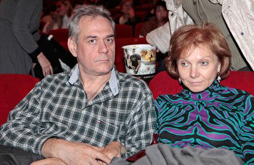 Сергей Доренко с первой женой Мариной // Фото: Starface