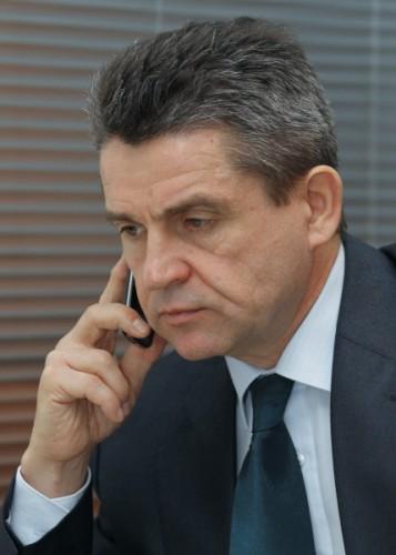Владимир Маркин. Фото с сайта fed.sibnovosti.ru/