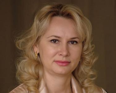 Жена губернатора Волгоградской области и депутат  думы Астраханской области Ольга Боженова