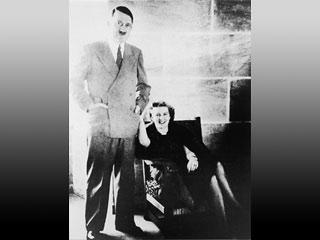 Адольф Гитлер и Ева Браун Global Look Press