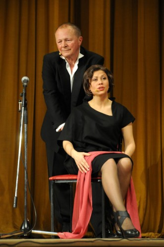 Творческий союз Бориса Сергеевича и Инны недавно перерос в брак. Фото с официального сайта певицы