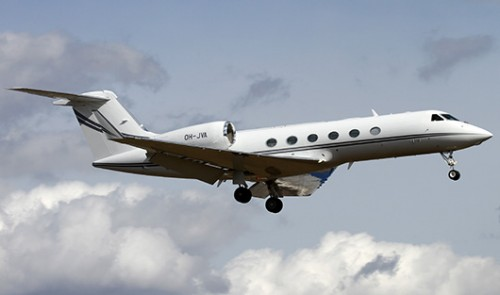 Gulfstream OH-JVA