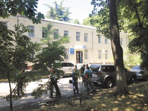 Киевский РОВД г. Cимферополя.