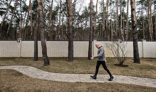 Александ Лебедев. фото Дмитрия Тернового для Forbes