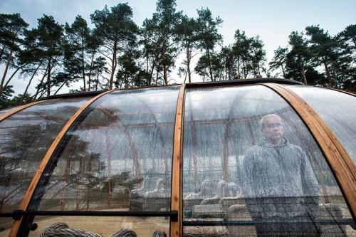 Усадьба Лебедева находится в поселке Раздоры на Рублевском шоссе.Фото Дмитрия Тернового для Forbes