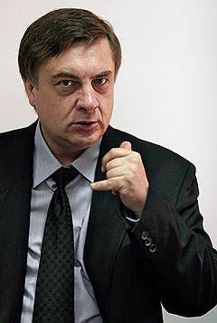 Андрей Туманов. Фото: Светлана Привалова / Коммерсантъ