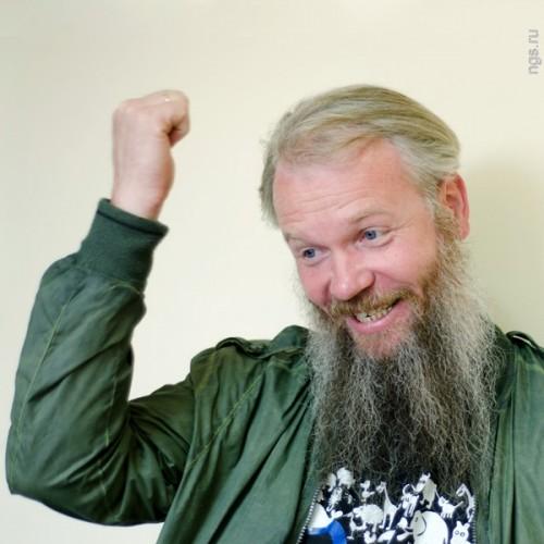 Слонов Василий. Фото Ольги Ярцевой