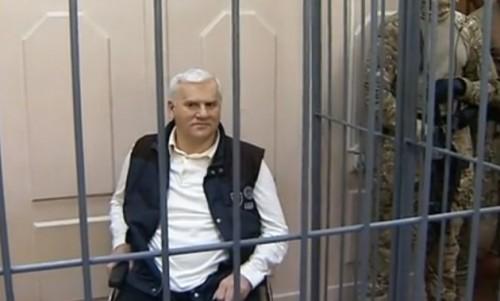 Саид Амиров за решеткой в суде. Фото: vk.com/tvzvezda