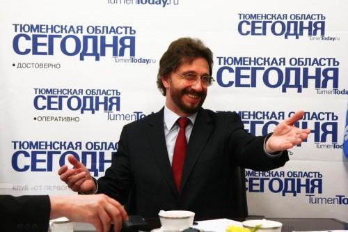 Евгений Ногинский. Фото  с сайта tumentoday.ru