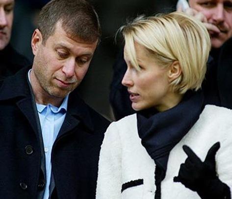 Российский бизнесмен Роман Абрамович и его бывшая жена Ирина Абрамович (в девичестве – Маландина) Фото с сайта euromag.ru
