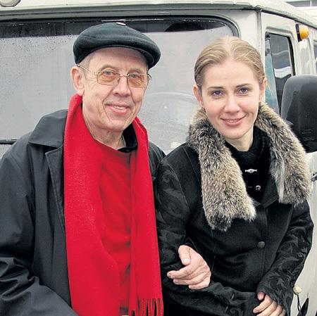 Валерий ЗОЛОТУХИН считал Ирину второй супругой