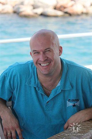 Андрей Калмыков. Фото с личной страницы на сайте odnoklassniki.ru