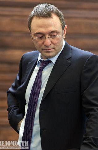 Сулейман Керимов. Фото: Д. Гришкин