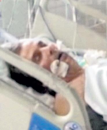 Лучшие врачи борются за жизнь Игоря Викторовича РУСА, которого вся страна знает совсем под другой фамилией. Фото: «НТВ»