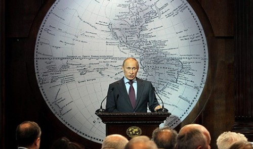 Владимир Путин призывает бизнесменов помогать природеИТАР-ТАСС