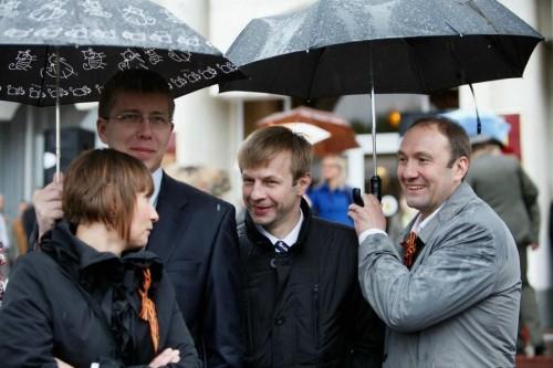 09 мая 2012 года, Ефимова, Лопатин, Блохин и Урлашов