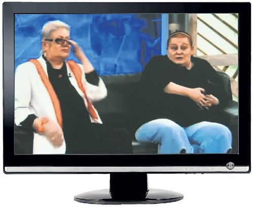 Сегодня любой желающий может посмотреть в Интернете ток-шоу Андрея МАЛАХОВА «Пусть говорят» и составить свое мнение о передаче и ее главных героинях - «узнице психушки» Галине (справа) и её тете-спасительнице Наталье МИЛАЕВОЙ (слева)