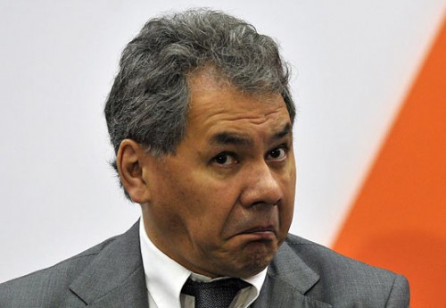 Сергей Шойгу Фото: Алексей Куденко/РИА Новости