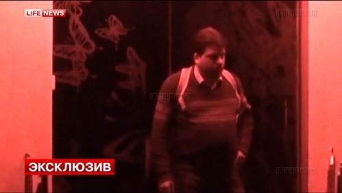 Леонида Волкова в элитном стриптиз-клубе Point Rouge.