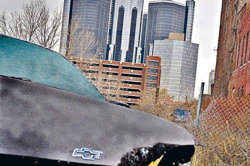 Бывшая автомобильная столица может стать самым крупным городом-банкротом в истории США. Фото: EAST NEWS.