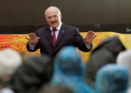 Александр Лукашенко. Фото: V. Fedosenko/AP