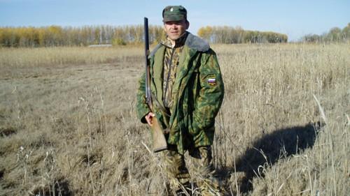 Геннадий Белоусов. Фото из личного архива