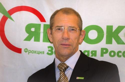 Сергей Наумкин. Фото с сайта journalufa.com