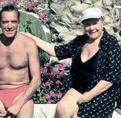 АРОСЕВА и ГУЗЕНКО были вместе не только на сцене, но и на морских курортах