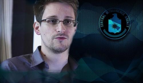 Эдвард Сноуден. Фото с сайта zn.ua