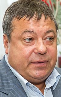 Михась Сергей МИХАЙЛОВ. Фото Феликса РОЗЕНШТЕЙНА