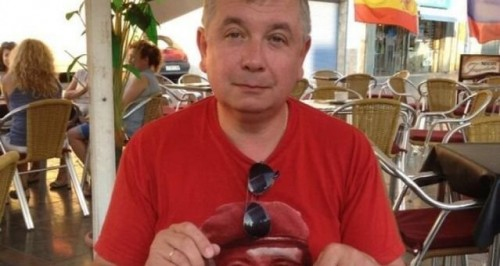 Дмитрий Бородин Фото с сайта topwar.ru