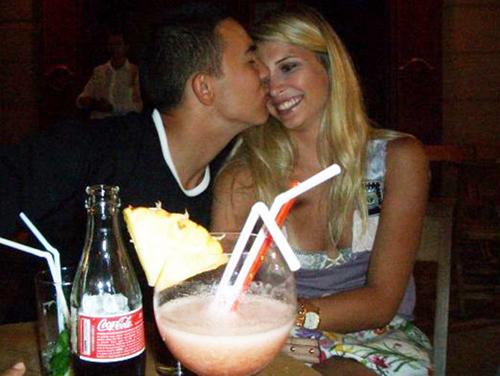 Ирек МИННИХАНОВ с женой Антонией ГИШАР (фото: Instagram)