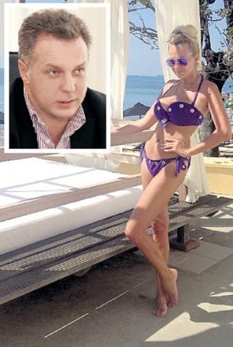 Сочинский бизнесмен Евгений МУХИН помог РУДКОВСКОЙ крепко встать на ноги. Фото: Instagram.com