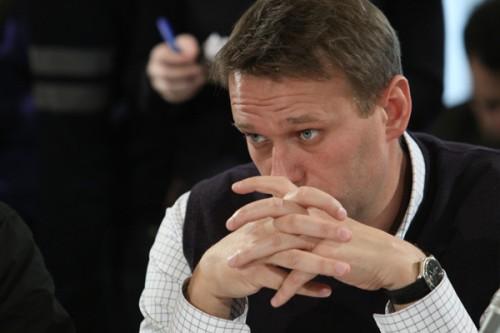 Алексей Навальный. Фото: Александра Краснова/ ИТАР-ТАСС