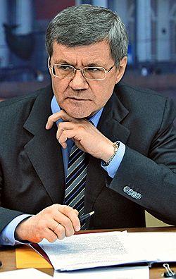 Юрий Чайка. Фото с сайта vff-s.narod.ru