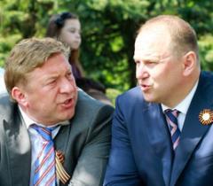 Александр Ярошук и Николай Цуканов
