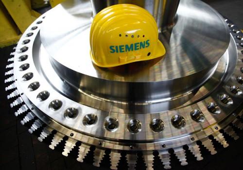 Siemens в России следовал правилу: заинтересуй покупателя — и дело в шляпе Фото: M. Tantussi / Bloomberg