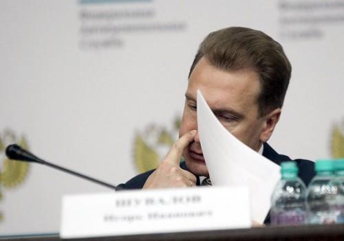 Игорь Шувалов. Фото: М. Стулов/Ведомости