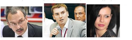 Андрей Ильницкий, Михаил Кузнецов и Ирина Фудашкина работают на свой карман, невзирая на ущерб для авторитета власти